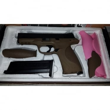WE M&P Gas Pistol for Spares