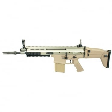 WE SCAR H CQC Dark Earth