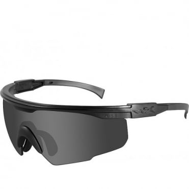 Wiley X PT-1 - Smoke Grey Lens / Matte Black Frame w/Micro Fiber Bag